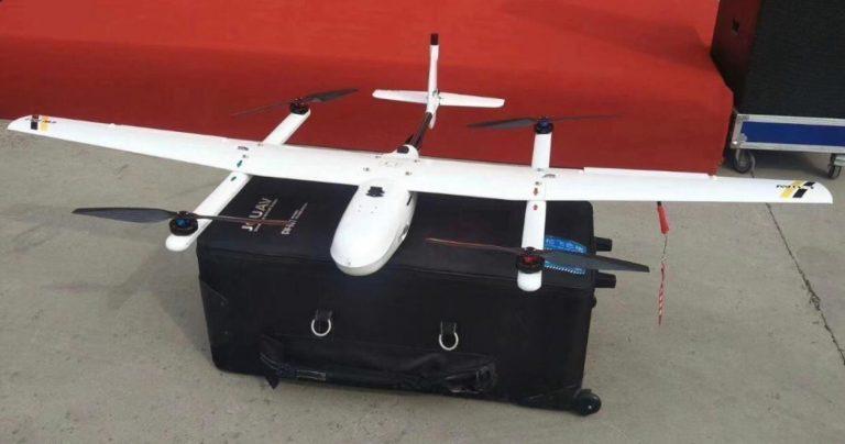 Drone Fix Wing VTOL