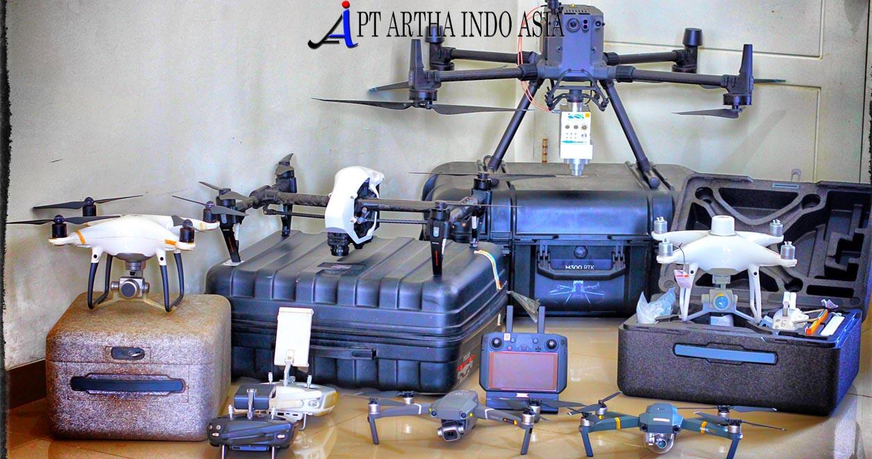 harga jasa drone mapping murah